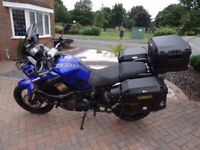 Yamaha XT1200 Super Tenere. FSH. A1 perfect condition