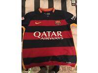 Barcelona Shirts X2 Messi