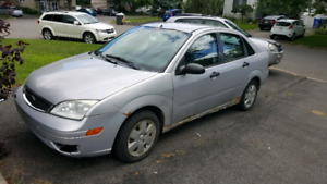 Ford focus zx4 2006