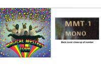 """Beatles Magical Mystery Tour Booklet EP 2 X 7"""" Vinyl - Near Mint"""