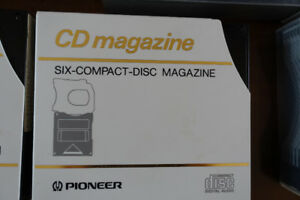 CD Magazines for older style players