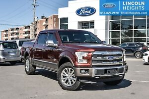 2016 Ford F-150 King Ranch 5.5 Bed 4WD