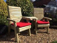 Companion set of chairs