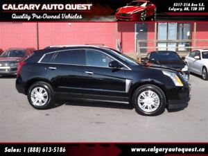 2015 Cadillac SRX Luxury ALL WHEEL DRIVE/B.CAM/LEATHER/ROOF