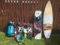 Kitesurfing bundle