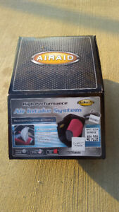 Air Aid cold air intake