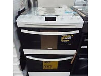 Zanussi gas cooker white 60cm / NEW ITEM / comes with guarantee and delivery available