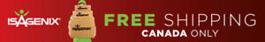 Isagenix offers Free Shipping this week