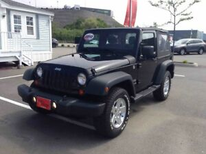 2012 Jeep Wrangler SPORT...4X4...SOFT TOP..CRUISE..LOT'S OF FUN!