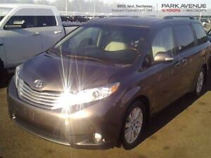 2014 Toyota Sienna LIMITED 7 Passenger ***NOUVEL ARRIVAGE***