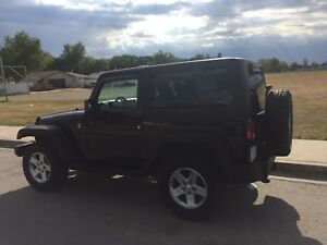 2012 Jeep Wrangler  - PRICE REDUCED