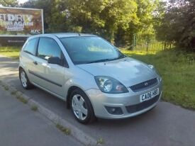 Ford Fiesta Good Condition For The Year