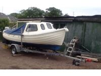 BOAT WANTED ANYTHING CONSIDERED, CASH WAITING