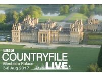 BBC Countryfile tickets