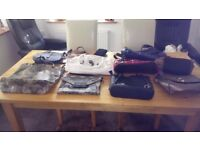 Selection of good condition handbags