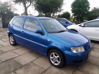 Volkswagen Polo 1.4 £495 Brilliant car and great runner!