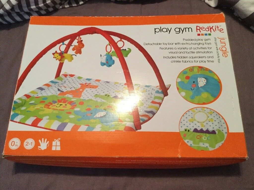 Red kite jungle play gym Only £5