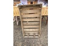 VINTAGE POTATO CHITTING TRAYS - VARIOUS USES