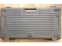 Boss BCB-60 Effects Pedal Case