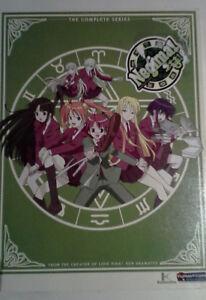 Negima complete DVD series