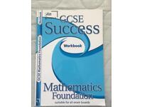 GCSE Success Workbook - Foundation Mathmatics