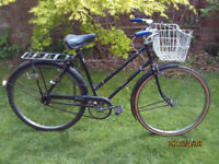 LADIES VINTAGE SHOPPER ONE OF MANY QUALITY BICYCLES FOR SALE