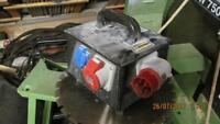 Stromverteilerwürfel 16A mit FI Schalter, Preisupdate Rheinland-Pfalz - Weidenbach Vorschau