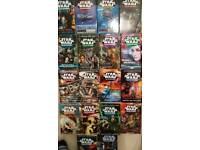 Star wars - new jedi order books