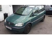 Vauxhall Zafira for sale 7 Seater !700£