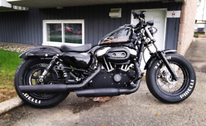 Harley-Davidson forthy eight 2011