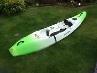 Perception Five 0 Surf Kayak for sale excellent condition