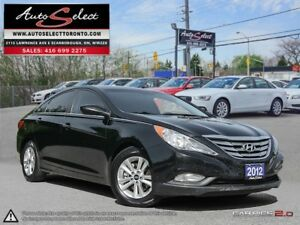 2012 Hyundai Sonata ONLY 189K! **CLN CARPROOF** SUNROOF **GLS...