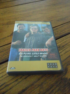 Trailer park boys entire first and second season