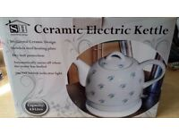 Brand new ceramic electric kettle