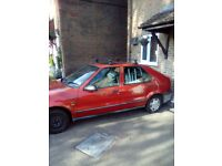 Renault 19 mot nov needs a little tlc future classic not many of these left on the road £200.00 ono