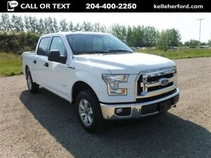 2016 Ford F-150 XLT SuperCrew 4x4