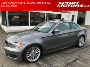 2009 BMW 128i! Xenons! New Tires & Brakes! Staggered Tires! A/C!