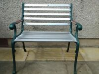 Lovely Garden chair refurbished