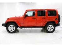 Jeep Wrangler CRD OVERLAND UNLIMITED (orange) 2015-03-30