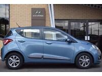 2017 Hyundai i10 1.0 Premium 5 door Petrol Hatchback