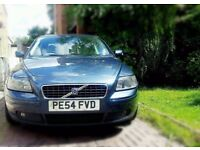 Volvo S40 2.0D 2004 Manual Blue