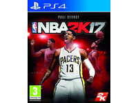 NBA 2K17 [PS4] - SALE ASAP! - READ DESCRIPTION!