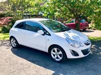 2015 Vauxhall Corsa 1.4 Brilliant White - Fantastic Car