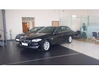 BMW 520d, Auto, Estate, Fully Factory loaded, connected drive, auto park, multimedia on the back etc