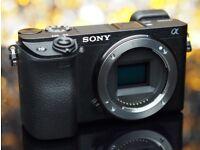 Sony a6300 ILCE-6300L 24.2 MP Digital Camera - 4K