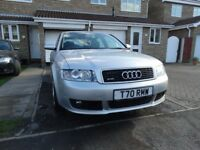AUDI A4 B6 S- line 1,9 quattro or swap for classic cars