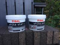 BAL Tile adhesive 2 x 10L tubs