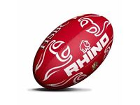 RHINO BRITISH & IRISH LIONS 2013 REPLICA BALL