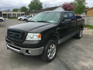 Ford F-150 4 RM, Super cabine multiplaces 139 po, XLT