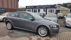 """STUNNING"" VOLVO C30 SE D 1.6 (2009) - 3 DOOR HATCH - NEW MOT - LOW MILEAGE - F.S.H - HPI CLEAR!"